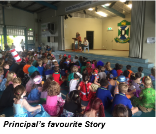 National Literacy & Numeracy Week at Durack School